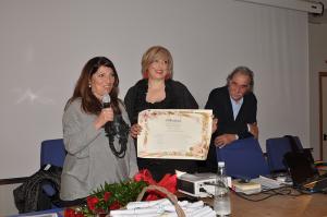 Lucia Sardo, Angela Lombardo e Aldo Desiderio