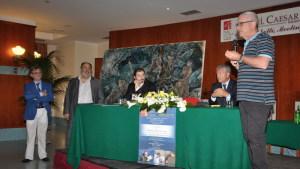 L'intervento del Prof. Salvino Risitano