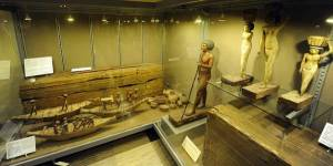 MUSEI: EGIZIO TORINO, NUOVO ALLESTIMENTO SCAVI SCHIAPPARELLI