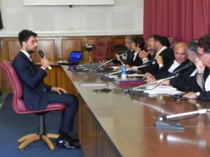 Giuseppe Di Salvo espone la tesi