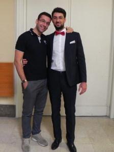 Giuseppe con un Amico