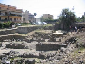 Campagna di scavi nell'area dei Neoria