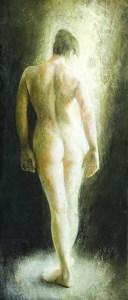 Un quadro della Orrù