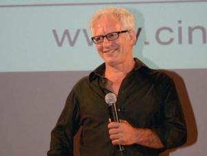 Il regista Pasquale Scimeca