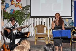 Rosario Todaro e Giusy Schilirò