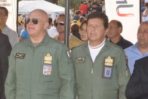 Gen. Pasquale Preziosi e Gen. Maurizio Lodovisi