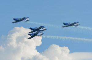 La flotta Blu Circe