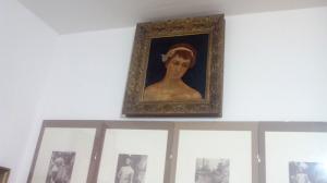 L'efebo pittorico di Gloeden esposto a Castelmola