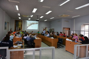 Conferenza Servizi al Municipio