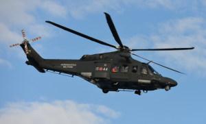 L'elicottero del SAR di Trapani HH 139
