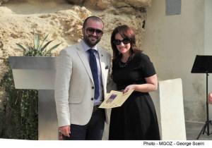 Mrs Michelle Muscat moglie del Primo Ministro Joseph Muscat