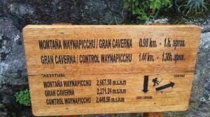 5x Segnaletica Gran Caverna