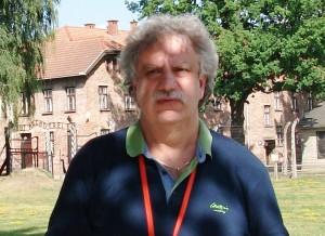 Cesare Giorgianni ad Auschwitz
