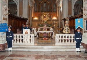 La Santa Messa alla Colleggiata