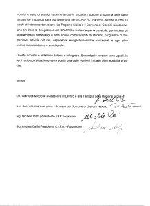 L'accordo siglato pag. 2