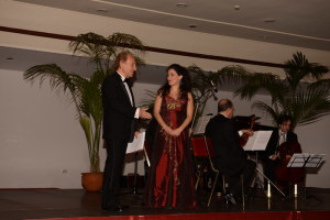 Bruno Di Bernardo e Emanuela Cucucccio