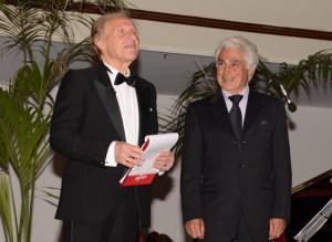 Bruno Di Bernardo e Aldo Filistad