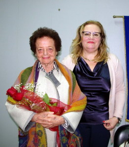 Lia Levi e Rossella Siciliano