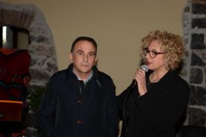 6 Il Sindaco Alosi e Angela Lombardo