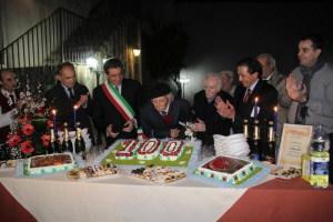 Il Comune di Aci Sant'Antonio festeggia i 100 anni di Domenico Di Mauro