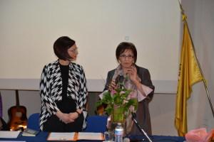 Viviana Bonaventura e Lina Signorino