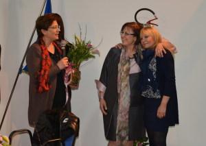 4 Luana Toscano con Lina e Elvira Signorino