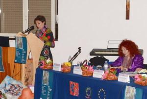 Luana Toscano legge le poesie di Lina Signorino