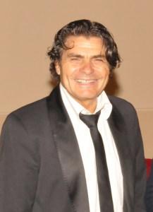 L'artista Luigi Centra