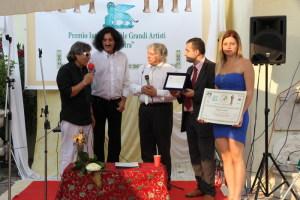 Premiazione Ambasciatore Tasciotti