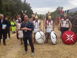 Gianni Bucolo racconta la storia di Naxos