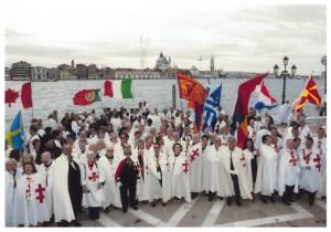 I Templari siciliani a Venezia nel 2012