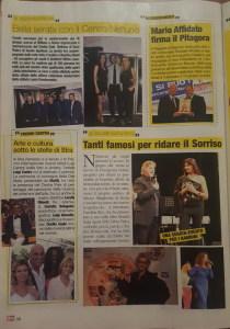 L'articolo sulla rivista ORA
