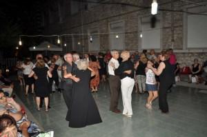 La serata danzante