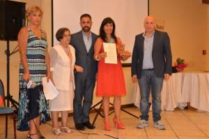 Primo Premio a Preta Maria Concetta Inediti