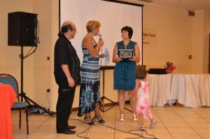 Terzo Premio a Dall'Ara Chiara Inediti