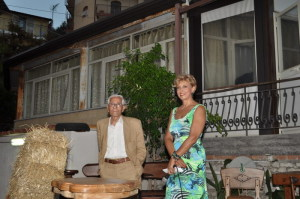 Pippo Galeano e Angela Lombardo