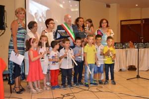 5 Premiati i bambini della scuola materna di Motta Camastra