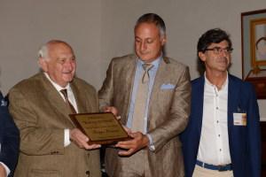 Premio al dott. Filippo Romano