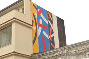 Murale della polacca Nespoon