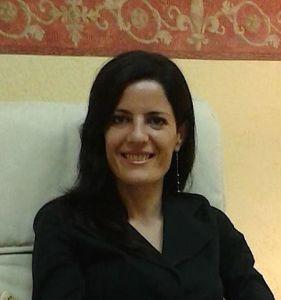 La dott.ssa Lucia Scafidi