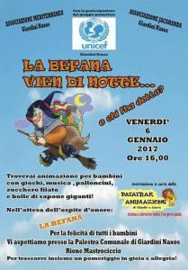 Poster La Befana