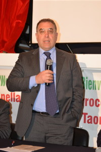 Il prof. Caroniti