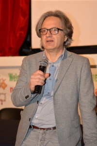 Il regista Fernando Muraca