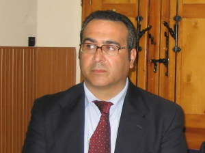Il Presidente dell'Associazione Progetto Speranza CFS  Natale Lisitano