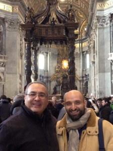 2 Natale Lisitano e Don Domenico Manuli