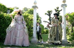 Costumi Veneziani al Centra Park