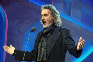 il tenore Rodolfo Maria Gordini