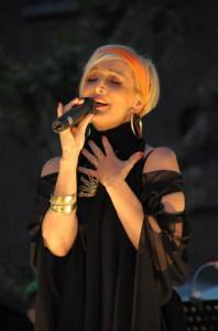 Un concerto di Maria Russell