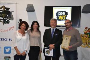 Premiazione Editore  Infiniti Definiti Dott. A. Grasso