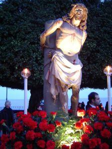 Il Cristo incatenato alla Colonna